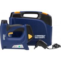 Akkusinkiläpistooli Rapid BTX140 7.2V