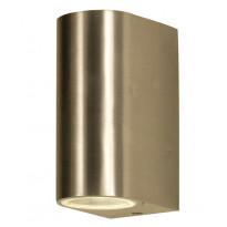 Seinävalaisin Falsterbo, ylös/alasvalo alumiini