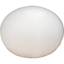 Pöytävalaisin Aneta Globus, Ø 240x200 mm, opaalilasi