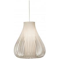 Riippuvalaisin Scan Lamps Jolly, Ø 360x360 mm, valkoinen