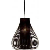 Riippuvalaisin Scan Lamps Jolly, Ø 360x360 mm, musta