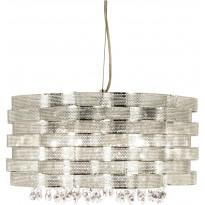 Kattovalaisin Scan Lamps Elektra 38, K5-kristallilasi, kromi