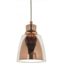 Kattovalaisin Scan Lamps Bay 14, kupari/kirkas