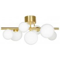 Kattoplafondi Scan Lamps Molekyl, mattamessinki/valkoinen
