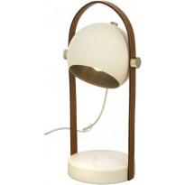 Pöytävalaisin Scan Lamps Bow, valkoinen