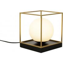 Pöytä-/seinävalaisin Scan Lamps Astro, 18x20.5cm, musta/kulta