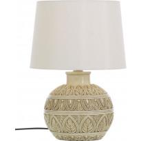Pöytävalaisin Scan Lamps Romeo, pieni, antiikkivalkoinen