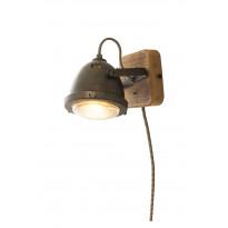 Seinävalaisin Scan Lamps Alaska, antiikki