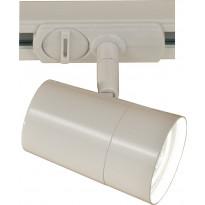 Kiskospotti Scan Lamps Trackline Cone, GU10, valkoinen