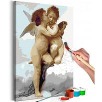 DIY-taulu Artgeist Angels IV, 60x40cm