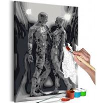 DIY-taulu Artgeist Couple , 60x40cm