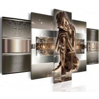 Taulu Artgeist Sleeping Buddha, 200x100cm, Verkkokaupan poistotuote