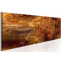 Taulu Artgeist Golden Citadel, 150x50cm, Verkkokaupan poistotuote