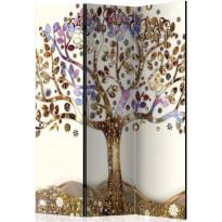 Sermi Artgeist Golden Tree, 135x172cm