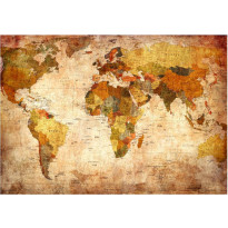Kuvatapetti Artgeist Old World Map, eri kokoja