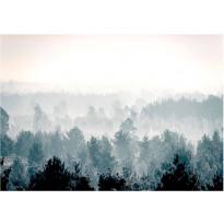 Kuvatapetti Artgeist Winter Forest, eri kokoja
