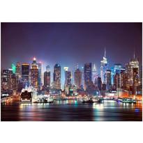 Kuvatapetti Artgeist Night in New York City, eri kokoja
