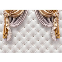 Kuvatapetti Artgeist Curtain of Luxury, eri kokoja
