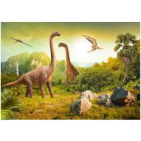 Kuvatapetti Artgeist Dinosaurs, eri kokoja