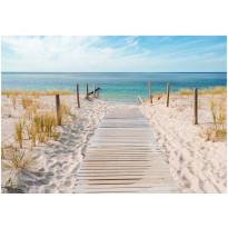 Kuvatapetti Artgeist Holiday at the seaside, eri kokoja