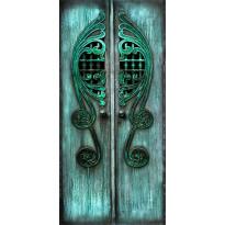 Ovitapetti Artgeist Emerald Gates, eri kokoja