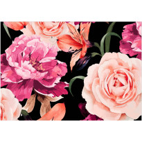 Sisustustarra Artgeist Roses of Love, eri kokoja