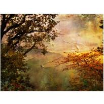 Kuvatapetti Artgeist Painted autumn, eri kokoja