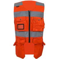 Huomioliivi Atex Hi-Vis-AFAS 5879, oranssi