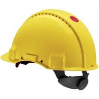 Suojakypärä Atex Peltor G3000 900167, keltainen