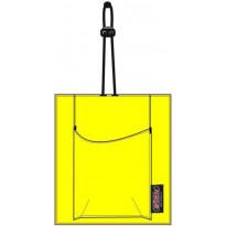 Virvepuhelimen tasku Atex 990903, keltainen
