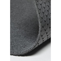 Dry Step Termomatto 710, 100cm x 30m, keskiharmaa