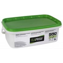 Vedeneristysmassa ElaProof H, 3l, harmaa