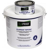 TopCoat pintalakka ElaProof 3,3 kg (A+B), väritön