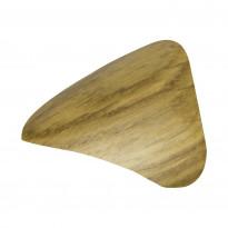 Vedin Beslag Design Manta Mini, 80x24x26 mm, tammi