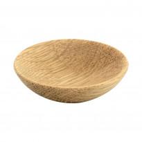 Nuppivedin Beslag Design Bowl, Ø 65x20 mm, tammi