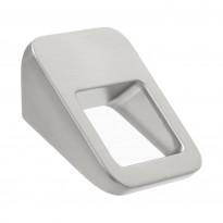 Vedin Beslag Design Sinarp, 50x43x30 mm, cc 32 mm, ruostumaton teräs