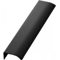 Profiilivedin Beslag Design Edge Straight, 200x8x41mm, musta