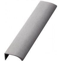 Profiilivedin Beslag Design Edge Straight, 200 mm, harjattu antrasiitti
