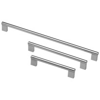 Lankavedin Beslag Design 1020, 614x12x34 mm, cc 592 mm, ruostumaton teräs