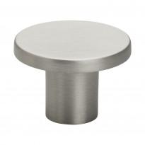 Nuppivedin Beslag Design Como, Ø 26x18 mm, ruostumaton teräs