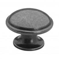 Nuppivedin Beslag Design 2918, Ø 36x27 mm, tina