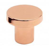 Nuppivedin Beslag Design 2078, Ø 28x25 mm, kupari