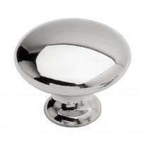 Nuppivedin Beslag Design 24226, Ø 35x27 mm, nikkeli