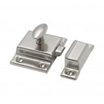 Salpa Beslag Design 5148, 55x55x28 mm, nikkeli + ruuvit