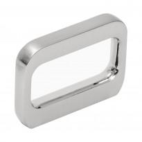 Vedin Beslag Design Track, 44x6x32 mm, cc 32 mm, ruostumaton teräs