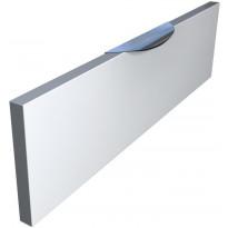 Profiilivedin Beslag Design Edge Bow, 200x18x40 mm, ruostumaton teräs