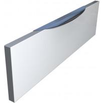 Profiilivedin Beslag Design Edge Bow, 350x18x40 mm, kromi
