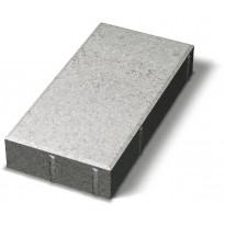 Sileä laatta Benders 1/2 350x175x60 mm, harmaa