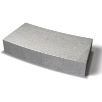 Porraskivi Benders säde 3.0 m, 785(693.4)x350x150 mm, harmaa