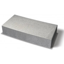 Porraskivi Benders säde 6.0 m, 785(739.2)x350x150 mm, harmaa